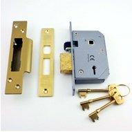 BS3621 British Standard Mortice Sashlock