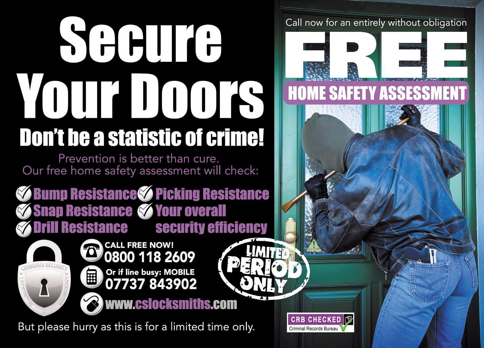 locksmith in Soham