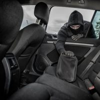 Car crime is on the rise