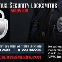 Sawston's resident locksmiths
