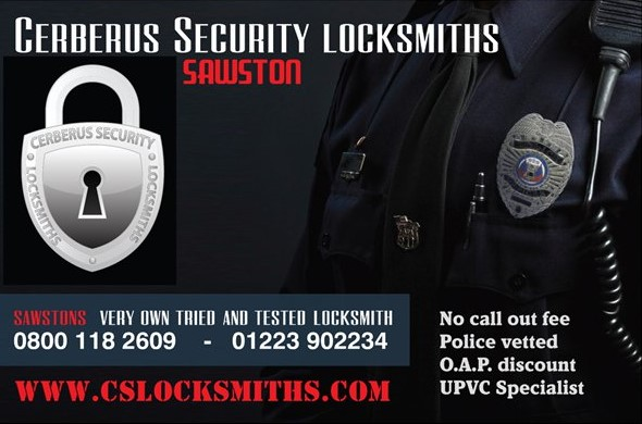 locksmith in Sawston